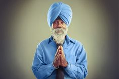"""Portraits of Sikhs in America """"In this day and age, no should feel that they need to fit in. Being like everyone else is boring. Staying true to who you are takes courage."""""""