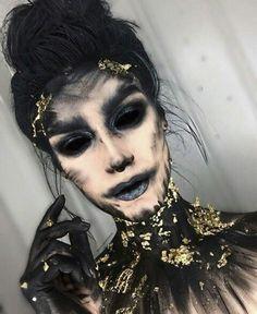 Trucco Makeup Clown, Scary Makeup, Sfx Makeup, Costume Makeup, Halloween Face Makeup, Ghost Makeup, Halloween Nails, Demon Makeup, Hair Makeup