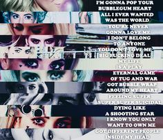 Electra Heart // Marina and the Diamonds quotes #lyrics #matd #archetypes