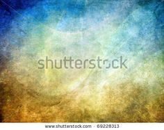 stock photo : Grunge background blue and brown color