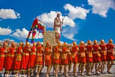 Image result for inti raymi