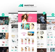 Multipurpose Magetique embraces all of our design and technical knowledge, which translates into the most advanced Magento 2 experience. It includes a myriad of marketing, design and administration tools. No other theme on the market offers this much functionality right off the bat—you're getting over 20 extensions that facilitate your business needs. From simple upsell modules, like Smart Product Labels and Featured Products, to advanced design functions, like Parallax & Background Video.