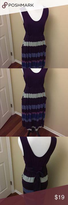 003955dc2 Liz Lange Maternity purple summer dress Liz Lange for Target Maternity Dress-  Like New!