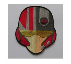 Image of Poe Dameron The Force Awakens Pilot Patch - INSTOCK