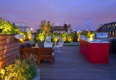 23 best Roof & Elevated Gardens images on Pinterest | Decks, Nursing ...