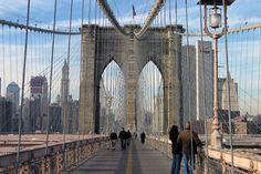 Brooklyn híd-New York
