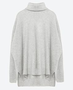 Image 8 of OVERSIZED CASHMERE SWEATER from Zara