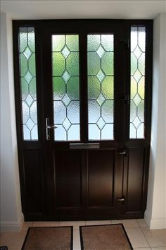 upvc front doors - Google Search