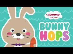 The Way the Bunny Hops | Easter Songs for Children - YouTube
