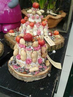Vogel taart