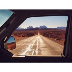 Follow the path to Monument Valley