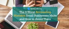 Which of these 6 mistakes is your small business making everyday?