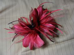How to make a fascinator.