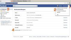 Neues von Facebook: In vier Schritten zu seinen gesammelten Daten – 12/2011