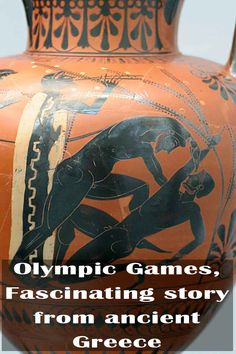 Olympic Games, Fascinating story from ancient Greece - Trivota