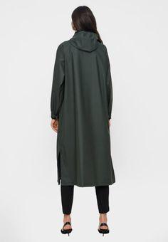 YAS Parka - dark green - ZALANDO.FR Parka, Textiles, Mannequin, Green, Dresses, Fashion, Coats, Vestidos, Moda