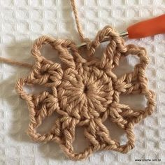 Flor coração passo a passo - croche.com (13)