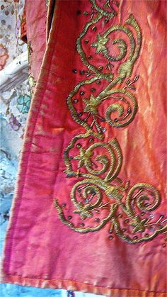 ottoman embroidery | Turkish embroidery