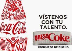 """Me lo dijo Fani: Coca- cola y su nueva iniciativa """"Dress Coke"""". ¿Pa..."""