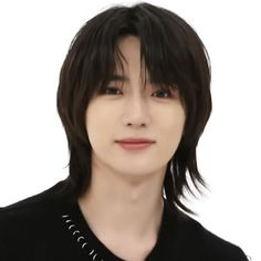 Pretty Men, Pretty Boys, K Pop, Mullet Hairstyle, Hair Icon, Kpop Couples, Digital Painting Tutorials, Hair Inspo, Role Models