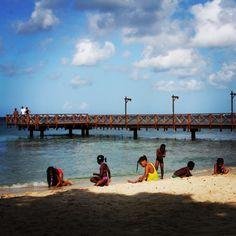 Chill at the Beach Piscadera Beach #curacao  Www.villabreezecuracao.com Great Vacations, Breeze, Chill, Beach, The Beach, Beaches