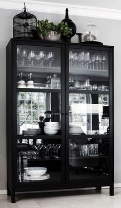 Living Room Furniture Diy Billy Bookcases 24 Ideas For 2019 Diy Living Room Furniture, Home Decor Furniture, Living Room Decor, China Cabinet Display, Modern China Cabinet, Muebles Living, Interior Decorating, Interior Design, New Living Room