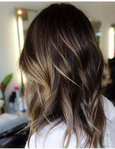 Summer hair color & highlights
