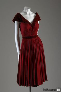 Dress Madame Grès, 1948-1949 The Museum at FIT
