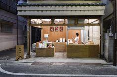 OKOMEYA Rice Shop by Schemata Studio, Tokyo – Japan » Retail Design Blog