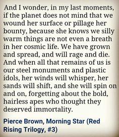 Morning Star (Red Rising Trilogy, #3)