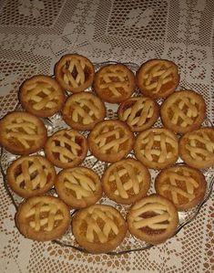Sweets Recipes, Cookie Recipes, Greek Cookies, Greek Recipes, Food Styling, Apple Pie, Tart, Sweet Tooth, Flora