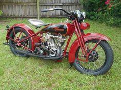 1929 Harley-Davidson J