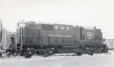 Pennsylvania R.R. ALCO RS11
