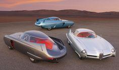Alfa Romeo BAT concept cars