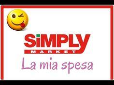 LA MiIA SPESA DA SIMPLY..SUPER SCONTI E OFFERTE
