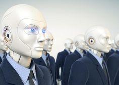 En el medio plazo grandes retos: desempleo vs. robots