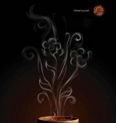 Garden Cafe. #creative #smart #clever #advertisements #brilliant #idea