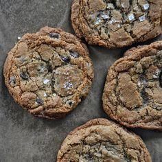 Buckwheat and Sea Salt Cookie Sundaes || Turntable Kitchen