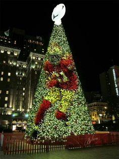 49'er Christmas Tree..sweet!