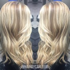 Blonde dimension • haircolor • highlights• lowlights