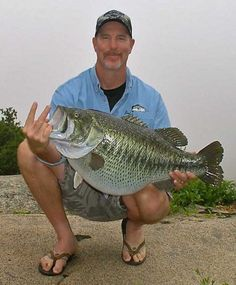 Mike Long wants you to catch the biggest bass of your life Part 2: The right attitude