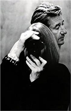 © Alice Springs: Self-portrait with husband Helmut Newton.