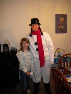 how to make frosty snowman costume - Google Search Christmas Ideas, Christmas Cards, Snowman Costume, Man Suit, Frosty The Snowmen, Snow Man, Christmas Costumes, Winter Wonderland, Costume Ideas
