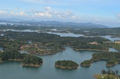 Guatape Picture Show, Nikon, River, Landscape, World, Awesome, Places, Pictures, Outdoor