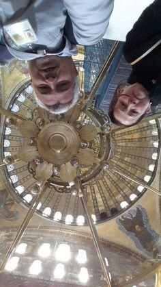 Экскурсия в Храм Святой Софии. Исмаил Мюфтюоглу Частный гид историк. www.russkiygidvstambule.com
