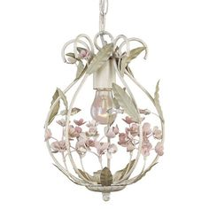 I pinned this Blossom Pendant from the Laura Ashley Lighting event at Joss & Main!