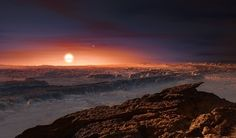 Could aliens be closer than we thought? Read about a new planet discovered orbiting our nearest neighbour.