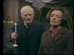 Julia's experiment to turn Barnabas human may have turned him into the Crypt Keeper instead, but the doctor believes she can still make him well again. All she needs is a nightie, some soft music & possibly a few sedatives.  Captioned via Annotations, which are removable!