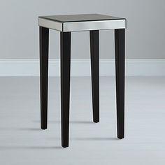 Buy John Lewis Astoria Mirrored Lamp Table Online at johnlewis.com£99