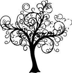 UNITY STAMP UNMOUNTED RUBBER STAMP-DREAM TREE**Want it
